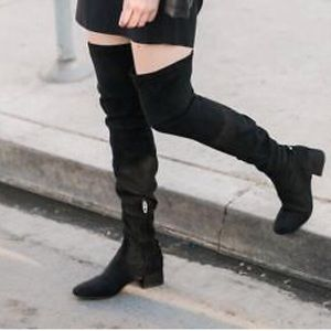 Dolce Vita Jimmy Thigh High Over the Knee Boots